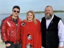 Diana Șoșoacă susține că Luis Lazarus nu are COVID-19