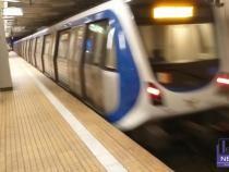 Metrorex continuă lucrările de refacere a finisajelor la staţia de metrou Pipera. Data limită