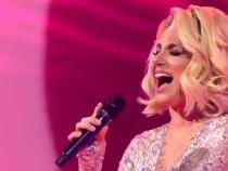 Moment de Cartea Recordurilor la Eurovision. Notă de 17 secunde a reprezentantei Republicii Moldova  /  Sursă foto: Captură Youtube