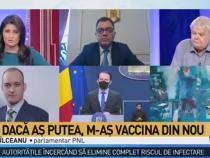 Oana Zamfir, acuzată de Dan Vîlceanu că face propagandă antivaccinistă. Sunt foarte demnă!