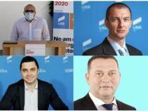 foto alba24.ro/ Rocadă politică