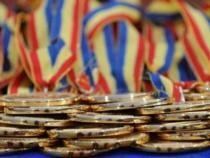 România a cucerit aurul la gimnastică aerobică în proba de grup la Mondialele de la Baku