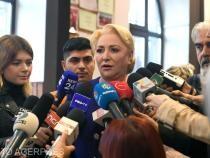 Vasilescu: Dăncilă este angajată consultant în Departamentul pentru economia verde, nu la cabinetul guvernatorului BNR