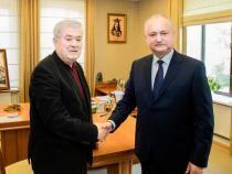 Alegeri anticipate Republica Moldova. Voronin și Dodon candidează împreună, la 10 ani de la ruptură  /  Sursă foto: Facebook Igor Dodon