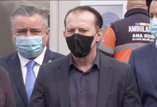 foto captură video Guvern/ Florin Cîțu, declarații din Suceava