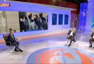 foto captură foto Antena 3
