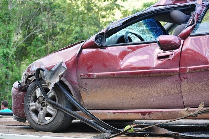 Accident în lanț pe Valea Oltului /  Sursă foto: Pixabay