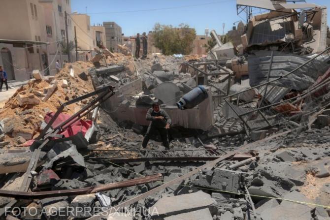 Ajutor pentru Gaza. Israelul vrea un mecanism internațional pentru a ocoli Hamasul