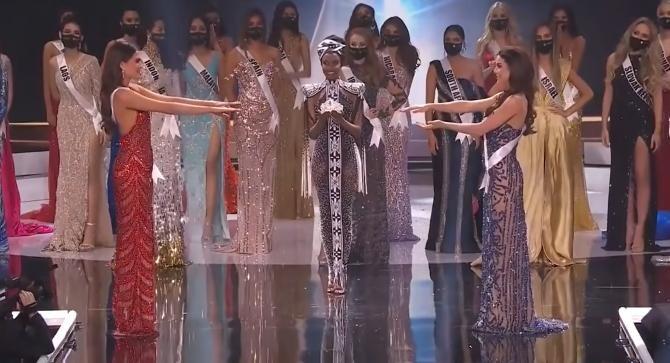 Andrea Meza a fost aleasă Miss Univers / Sursă foto: Captură Youtube