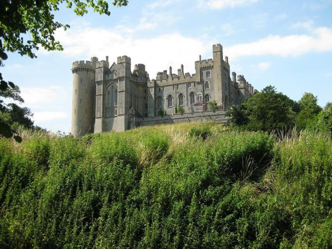 Castelul Arundel / Sursa: Pixabay