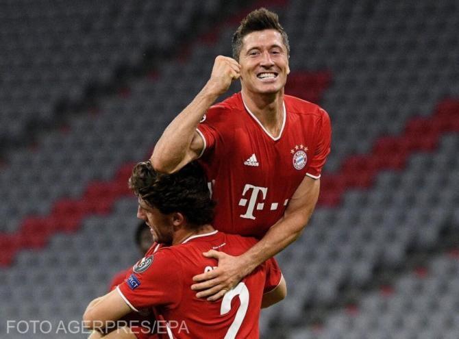 Bayern, a 9-a oară consecutiv campioană a Germaniei după ce Dortmund a învins-o pe Leipzig