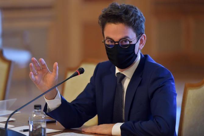 Iulian Bulai, despre numirea lui Moldovan la OMS /  Foto: Facebook