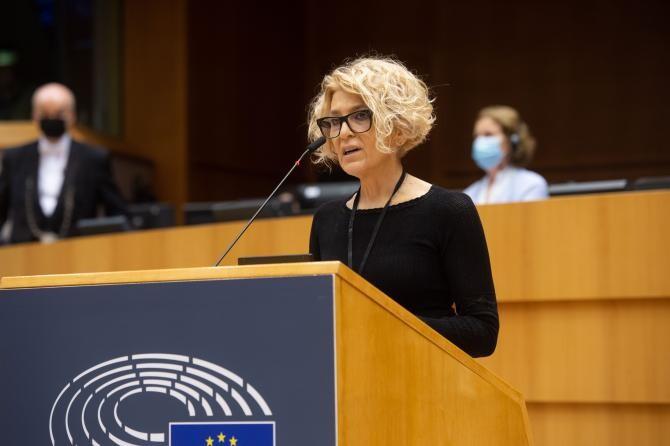 Europarlamentarul PSD, Carmen Avram