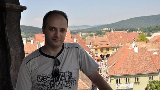 Cătălin Denciu, medicul-erou de la Piatra Neamţ, premiat de OMS / Facebook Cătălin Denciu