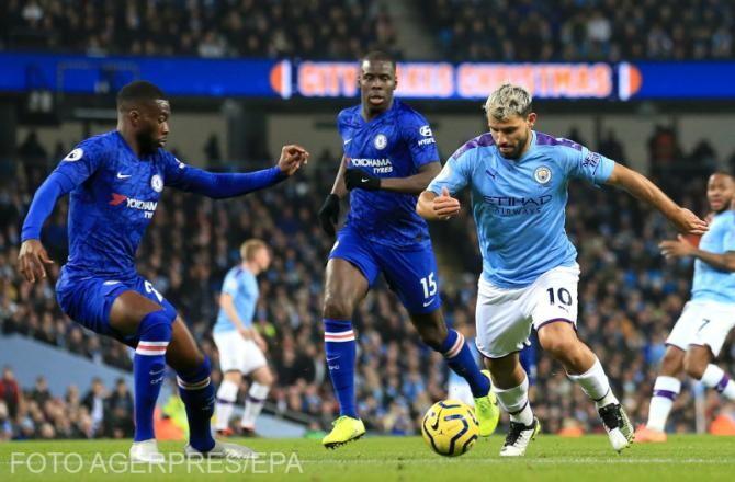 Chelsea sparge petrecerea de câștigare a Premier League de la Manchester după ce a învins-o pe City în minutul 93