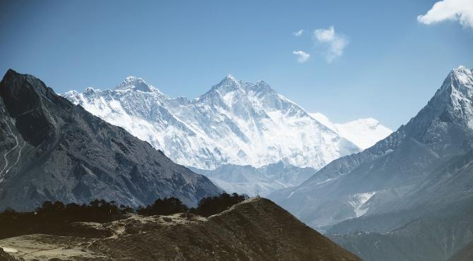 China vrea să facă o linie de separare în vârful Everest. Va fi interzis contactul între turiști   /   Foto cu caracter ilustrativ: Pixabay