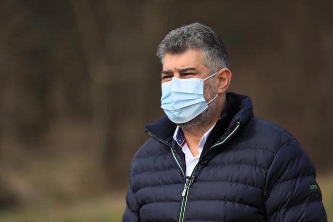 Marcel Ciolacu îi dă replica lui Florin Cîțu în scandalul întâlnirii   /  Sursă foto: Facebook Marcel Ciolacu