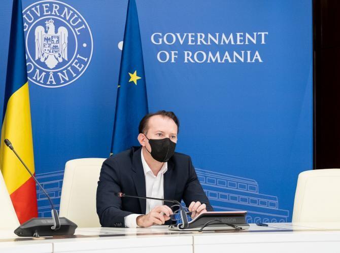 Florin Cîţu / Guvernul României