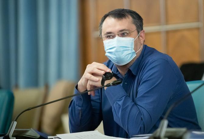 Cristian Ghinea:  Respectăm planul de verde şi punem această alocare mare pentru autostrăzi   Foto: Gov.ro