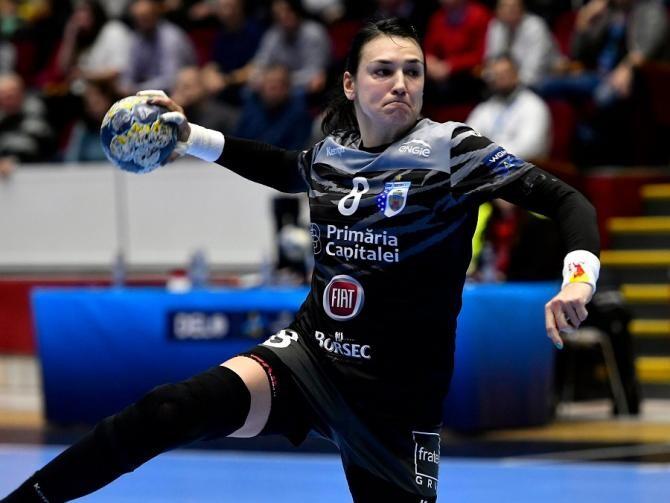 Cristina Neagu, votată în echipa ideală a Ligii Campionilor Foto Facebook CSM București