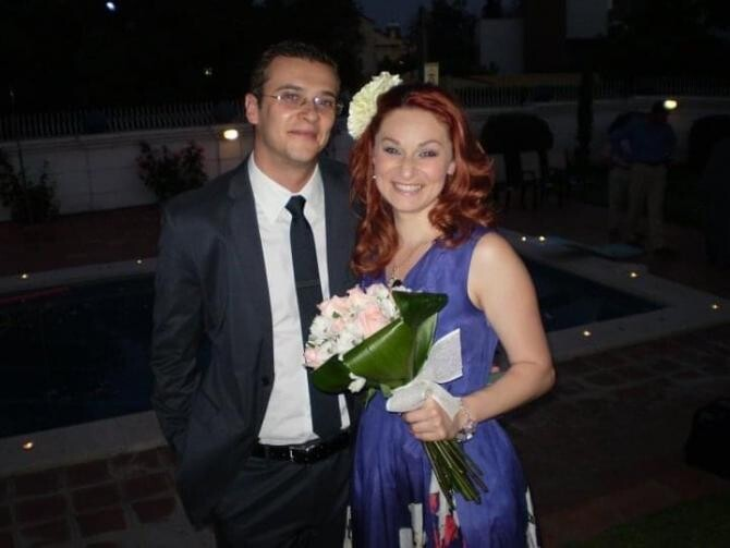 Cristina Pocora și Dan Cruceru