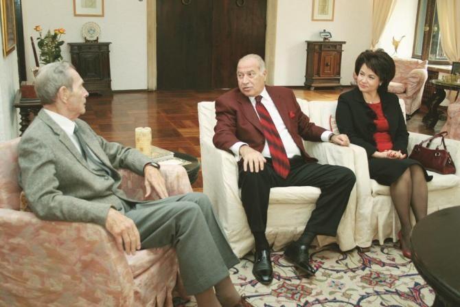 """Dan Voiculescu: Regele Mihai ne-a oferit un exemplu personal excepțional"""""""