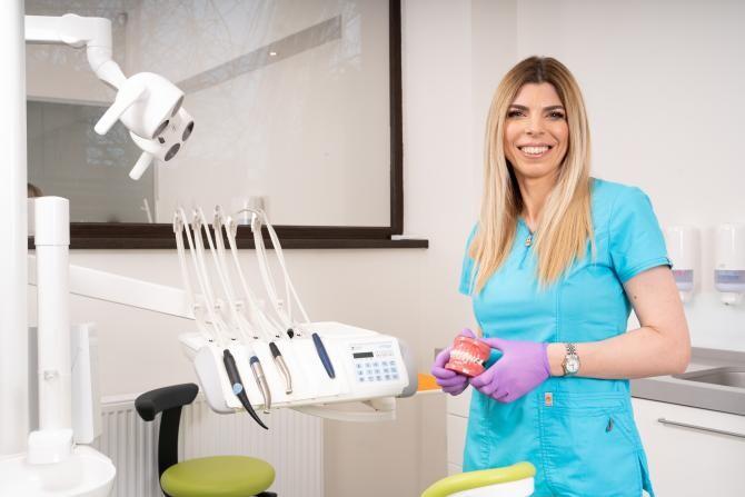 De 1 iunie, Dr. Denisa Zaharia vine cu trucuri pentru ca toți copiii să aibă dinți sănătoși
