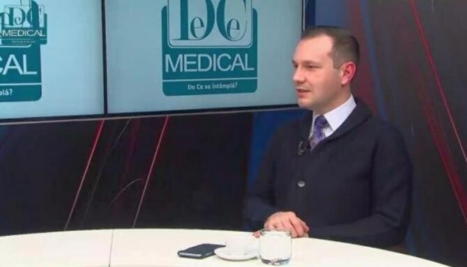 Dr. Radu Țincu, despre vaccinarea copiilor