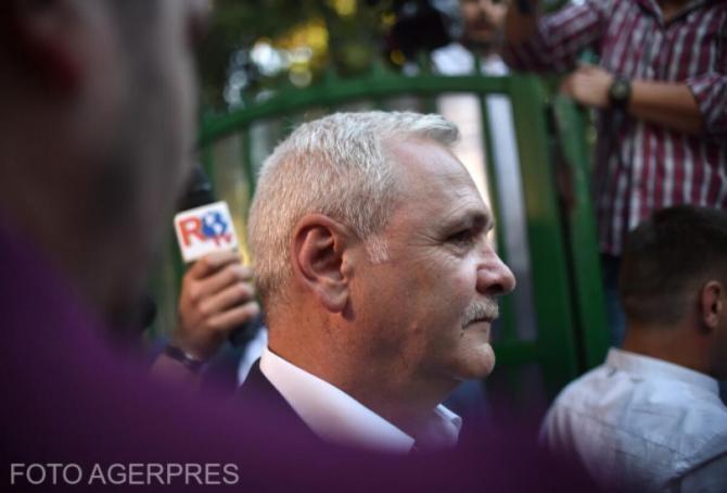 Dragnea cere strămutarea din București a procesului privind eliberarea sa condiţionată