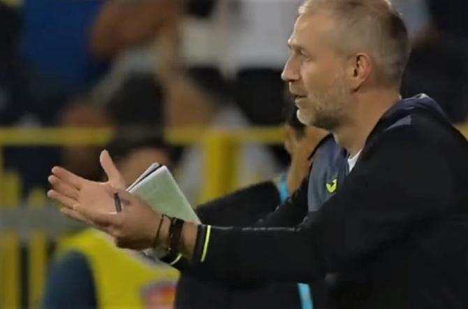 Edi Iordănescu, după eșecul CFR-ului cu Sepsi Sf. Gheorghe: E bine că a căzut un mit