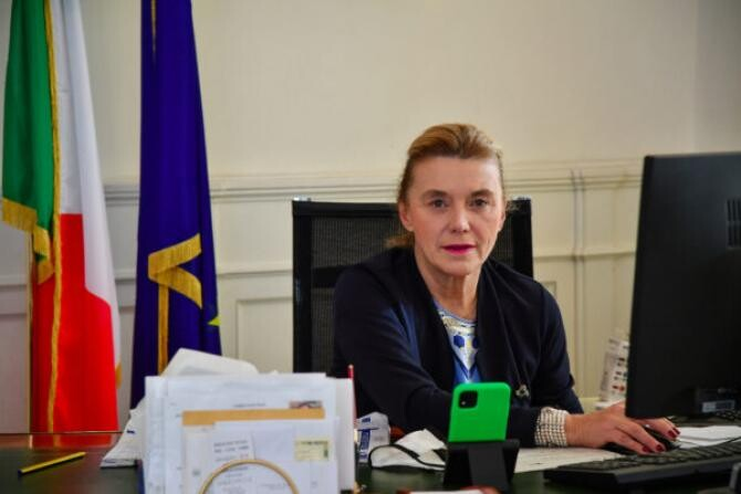 Elisabetta Belloni va conduce Departamentul Informaţiilor pentru Securitate (DIS)