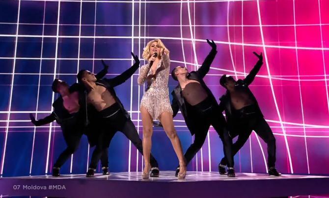Foto: captură Eurovision 2021
