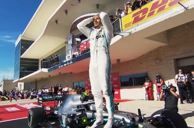 F1. Hamilton, al 100-lea pole position din cariera sa. Grila de start în MP al Spaniei
