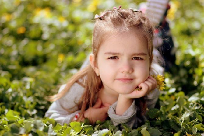 O fetiță de 4 ani din Marea Britanie are un IQ comparabil cu cel al lui Einstein  /  Sursă foto: Pixbay
