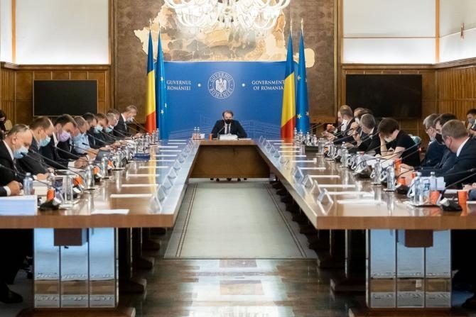 Foto Florin Cîțu Facebook/ Florin Cîțu, strategia României în PNRR