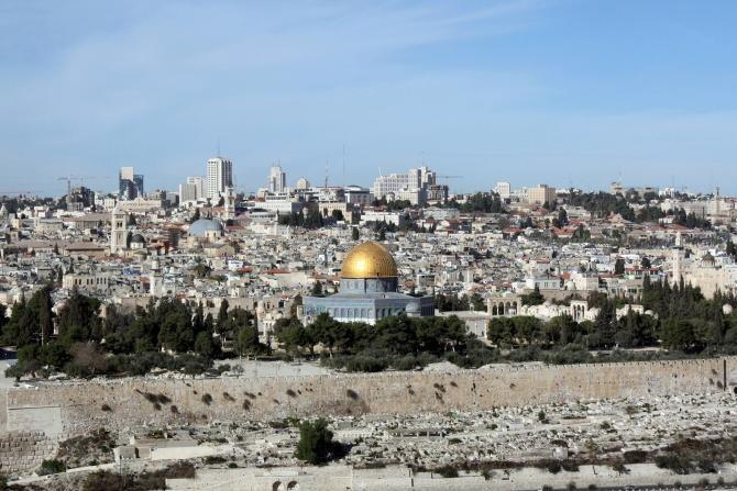 Forțele israeliene au atacat palestinienii în estul Ierusalimului. Moscheea Al Aqsa a fost bombardată  /  Foto cu caracter ilustrativ: Pixabay
