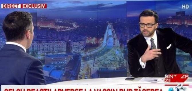 Antena 3 lansează News Hour with CNN