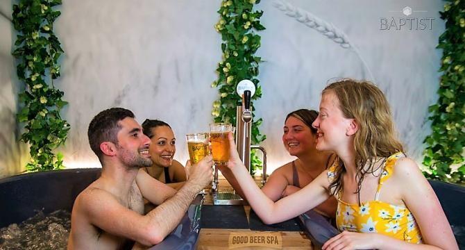 Good Beer Spa  Foto: Facebook