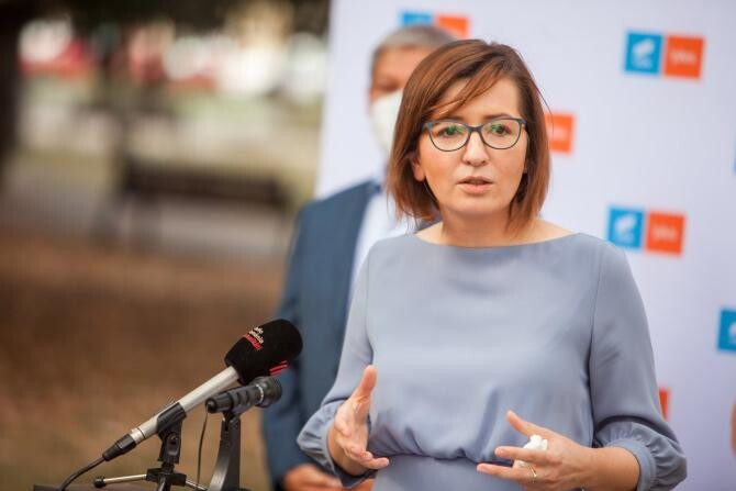 Ioana Mihăilă / Foto Facebook