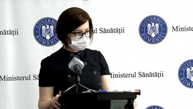 Ioana Mihăilă a susţinut că au existat diferenţe de raportare a deceselor la persoane cu COVID-19