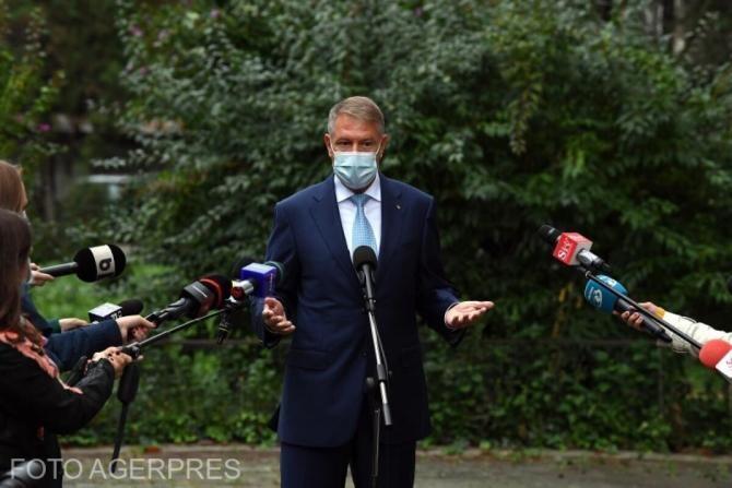 Iohannis: Situaţia avionului deturnat în Belarus este ceva nemaiîntâlnit