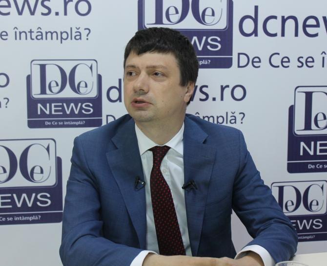 Moartea Ilenei Vulpescu. Deputatul Ionuț Vulpescu (PSD), paralelă cu audierile din Parlament privind conducerea TVR  /  Ionuț Vulpescu Foto: Crișan Andreescu