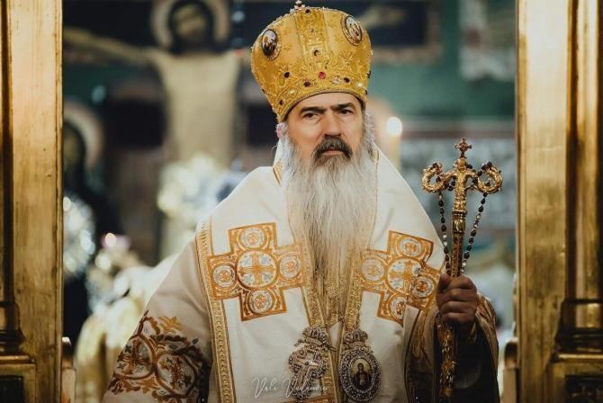 Femeia este discriminată în Biserică? ÎPS Teodosie explică statutul bărbatului și al femeii / Foto Facebook Arhiepiscopia Tomisului
