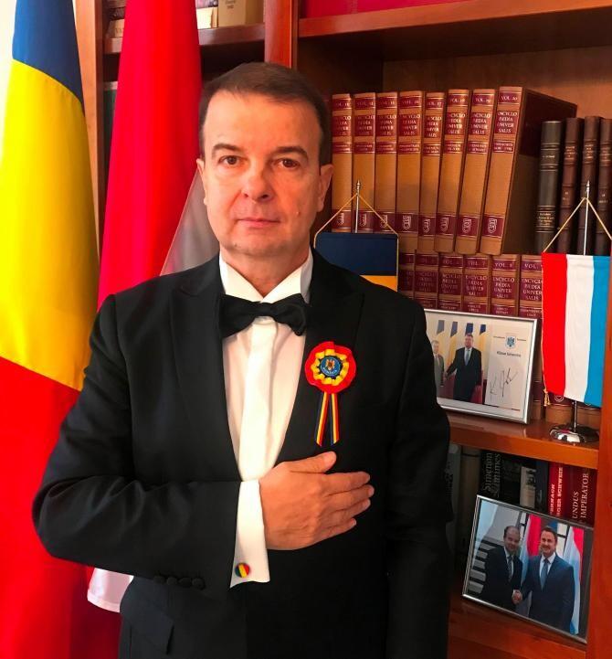 ES Lilian Zamfiroiu / Facebook Ambasada României în Luxemburg