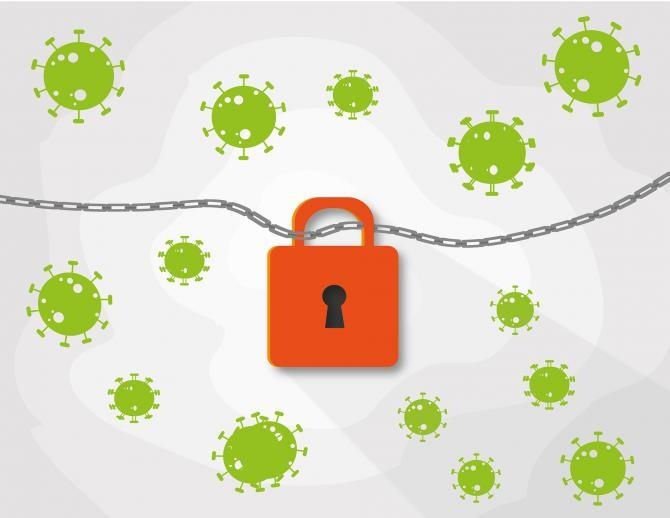 'Lockdown total' de la 1 iunie. Țara care se confruntă cu un nivel record de infectări