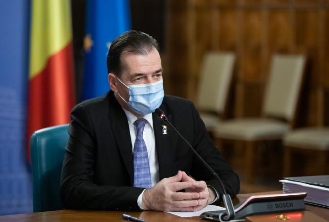 Ludovic Orban / Foto gov.ro