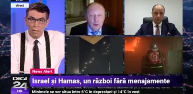 captură video: Digi24