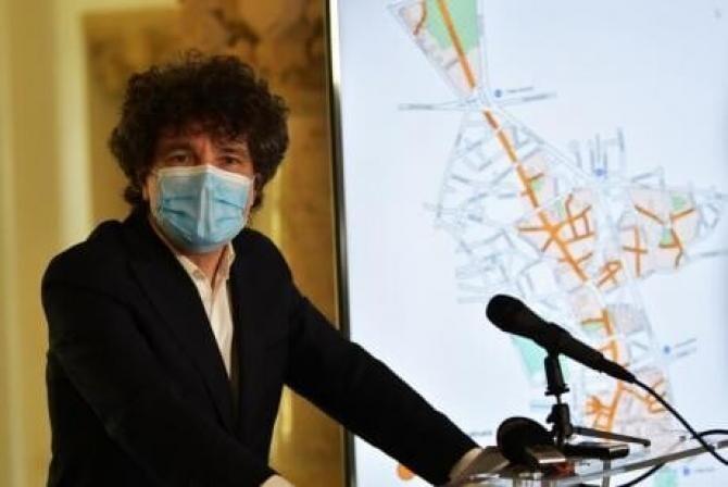 Nicuşor Dan, vrea contractarea unui împrumut de 135,9 milioane lei în vederea realizării unor investiţii publice de interes local