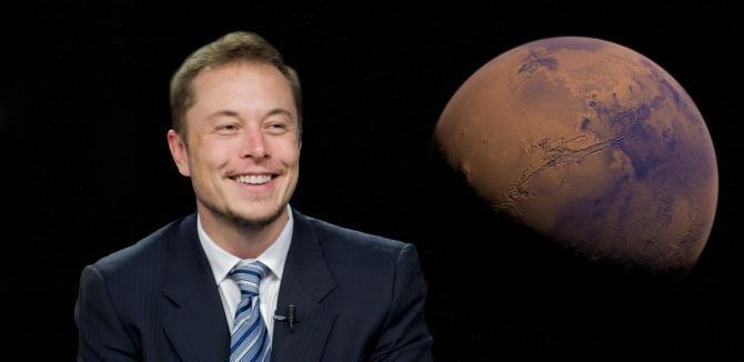 """O carte din 1952 a prezis că un """"Elon"""" va fi stăpân pe Planeta Marte /  Sursă foto: Pixbay"""