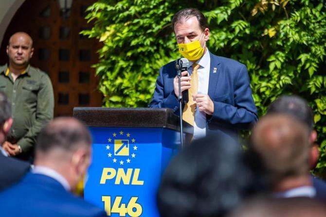 Congresul PNL, anunţat oficial / Facebook Ludovic Orban